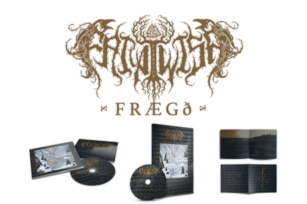 "Farawisa - ""Frægð"" release page pic"